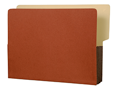 Shelf Tab Pocket Folders